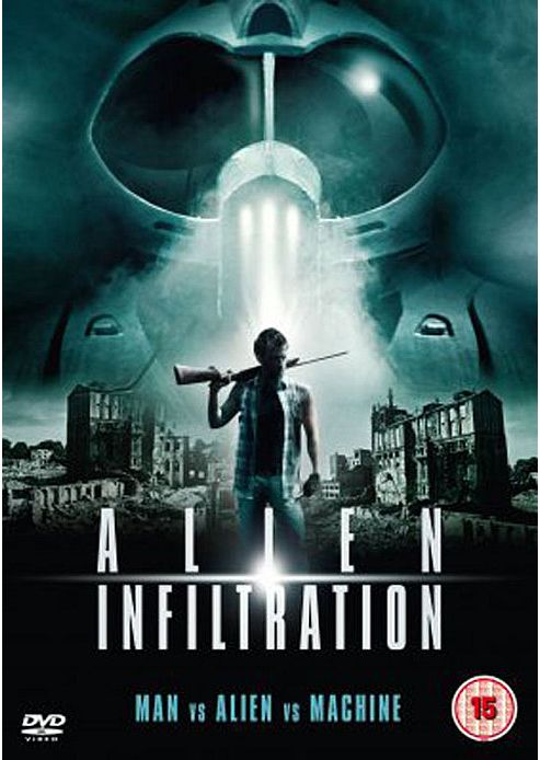 Alien Infiltration (DVD)