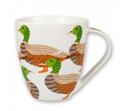 Churchill China Couture Paradise Birds Ducks Crush Mug 0.50L