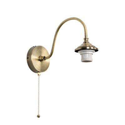 Ashford Steampunk Wall Light - Brass