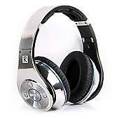 Bluedio R+Legend Version (Revolution) Bluetooth headphones in Silver
