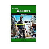 Watch Dogs 2 Season pass Xbox One (Digital Download Code)