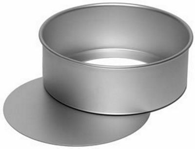 Alan Silverwood Loose Based 36cm Cake Pan AS-35043