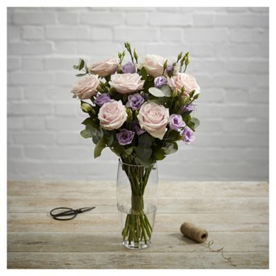 Buy Finest Rose Lisianthus From Our All Flowers And Plants Range