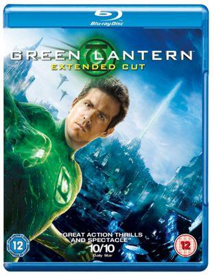 Green Lantern Bluray (Blu-ray)