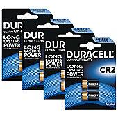 8 x Duracell Ultra Photo CR2 DLCR2 / EL1 / CR15H270 3v Lithium Batteries