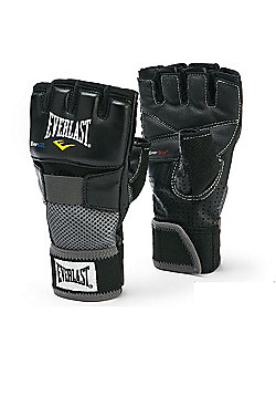 Everlast Evergel Weight Lifting Gloves - Black