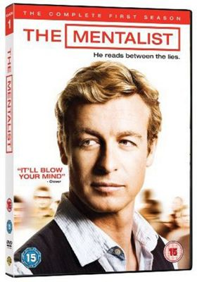 The Mentalist - Series 1 - Complete (DVD Boxset)