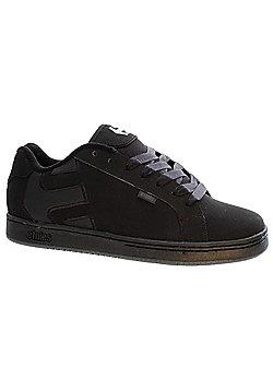 Etnies Fader Black Dirty Wash Shoe - Black