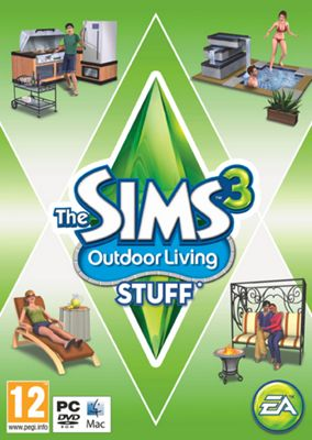 The Sims 3 - Outdoor Living Stuff