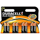 Duracell MN1500B8 Alkaline 1.5V non-rechargeable battery