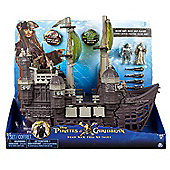 Pirates Of The Caribbean Silent Mary Ghost Ship