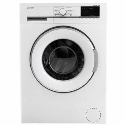 Sharp ESGL62W - 1200rpm 6kg Washing Machine, White