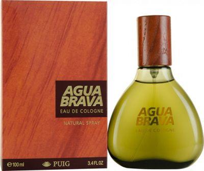 Antonio Puig Agua Brava Eau De Cologne 100ml Spray For Men