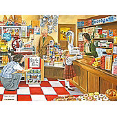 The Corner Shop - 100pc Puzzle