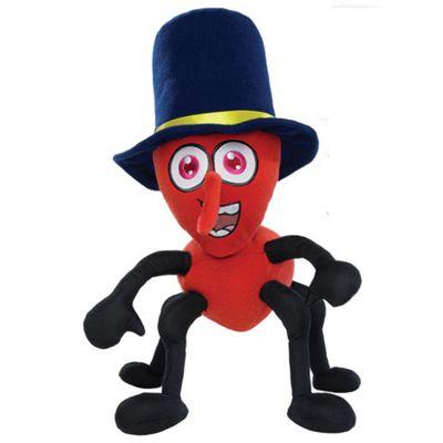 Character Bin Weevils 12 Talking Clott Plush