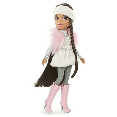 Bratz Pink Winter Dream Doll - Yasmin