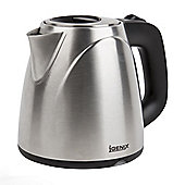 Igenix IG7600 1 Litre Jug Kettle - Brushed Stainless Steel