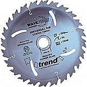 Trend - Saw blade rip 350mm x 28 teeth x 30mm - RP/350X28X30