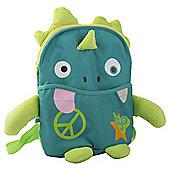 Byo Monster Backpack Lunchbag