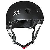S1 Helmet Company Mini Lifer Helmet - Black Matt (Large)
