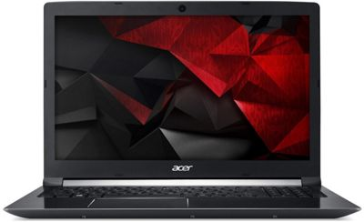 Acer Aspire 7, Intel Core i5-7300HQ, 8GB RAM, 128GB SSD + 1TB HDD, GTX 1050 2GB Laptop