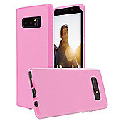 Note 8 Case - Orzly FlexiCase for Samsung Galaxy Note 8 - Pink