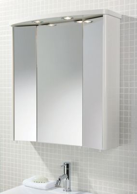 Buy HIB Tissano Bathroom Cabinet from our Bathroom Wall Cabinets