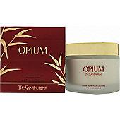 Yves Saint Laurent Opium Body Cream 200ml For Women