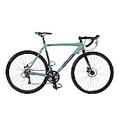 Coyote Gravel Plus Road Bike 52cm Alloy Frame 16 Speed 700c