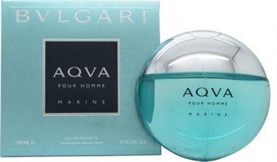 Bvlgari Aqua Marine Eau de Toilette (EDT) 150ml Spray For Men