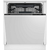 BEKO DIN28320 A++ Energy Rating Integrated - full size White