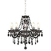 Kliving Tuscany 5 Arm Chandelier