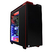 Cube Maximus VR Ready Overclocked Gaming PC Core i7K Six Core Geforce GTX 1080 8Gb GPU Intel Core i7 X99 Seagate 2Tb SSHD with 8Gb SSD Windows 10 GeFo