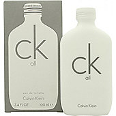Calvin Klein CK All Eau de Toilette (EDT) 100ml Spray