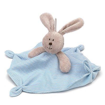Baby Comforter - Blue Bunny, Baby Comforters, Baby Gifts, Baby Comforter Blankets, Baby Soother