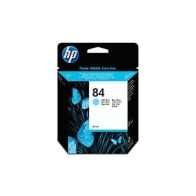 HP 84 Ink Cartridge - Cyan