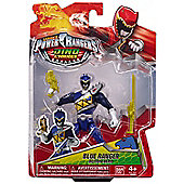 Power Rangers Dino Charge 12cm Figure - BLUE