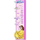 Disney Princess Belle Height Chart