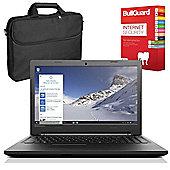 "Lenovo B50-50 80S20007UK 15.6"" Laptop With BullGuard Internet Security & Case"