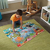 Kidkraft Underwater Friends Floor Puzzle