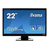 "iiyama ProLite T2336MSC-B2 58.4 cm (23"") LED Touchscreen Monitor - 16:9 - 5 ms"