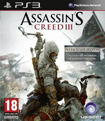 Assassins Creed 3 (Standard Edition)