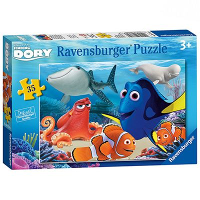 Ravensburger 35 Piece Puzzle Finding Dory