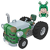 Oddbods Character Vehicle - Zee
