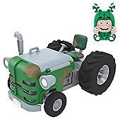 Oddbods Character Vehicle - Zee