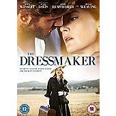 The Dressmaker DVD