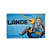 Lego Nexo Knights Power Fleece Blanket