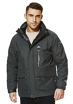 Trespass Edgewater 3 in 1 Jacket - Grey