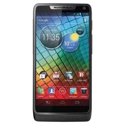 Unlocked Motorola Razr™ i Black -SIM Free