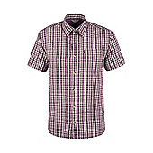 Mountain Warehouse Holiday Mens Cotton Shirt ( Size: S )
